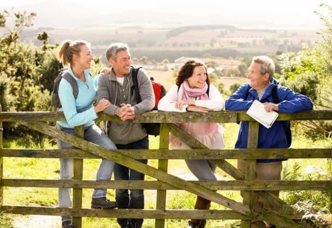 Wanderführungen, Gästewanderführungen